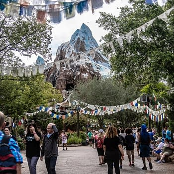 A Walk Through Disneys Animal Kingdom Spring 2018 [Photos]