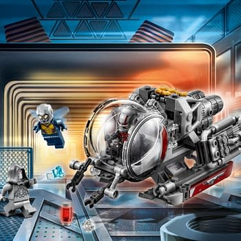 Ant-Man and Wasp Battle Ghost in New LEGO Set