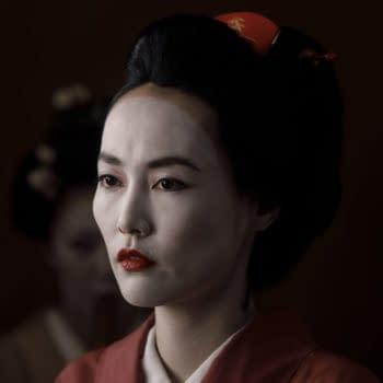 "Rinko Kikuchi Talks Westworld S2E5, ""Akane No Mai"""