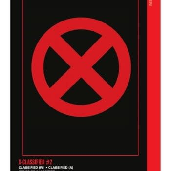 Marvel Comics Has A Surprise Classified X-Men Title For December