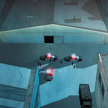 A Walk Through Hell #1 Advance Review: A Chilling and Masterful Opening Issue