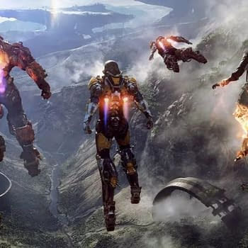 Anthem Shows Off the Legion of Dawn in New Trailer