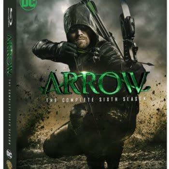 Arrow Season 6: Box Set Details, Bonus Features and Release Date