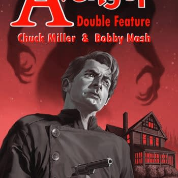Moonstone Brings The Avenger: Double Feature to Stores This September