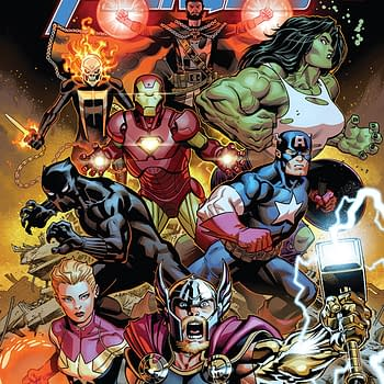 Comics for Your Pull Box Week of May 2nd 2018: Avengers Assemble
