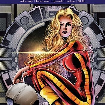 Exclusive Extended Previews: Barbarella #6 Dejah Thoris #4 Xena #4 and More