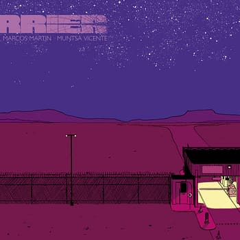 Barrier #1 Review:  A Fantastic Comic About the Walls We Build