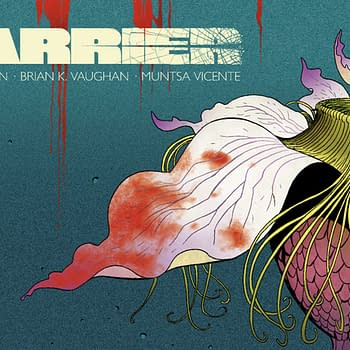 Barrier #4 Review: Another Gorgeous and Grabbing Installment