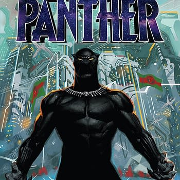 Black Panther #1 Review: Panthers in Space Makes for Good Reading