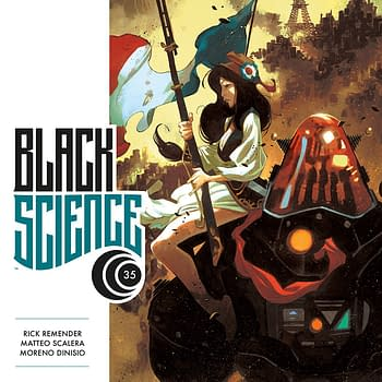 Black Science #35 Review: Brilliant Character Deconstruction