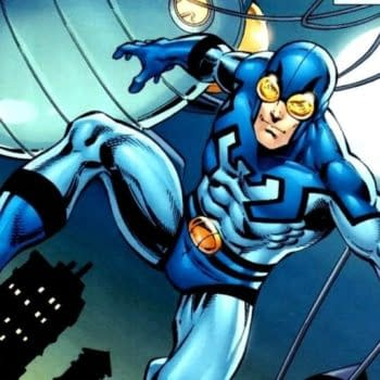 Is Blue Beetle Finally Coming to the Arrowverse?