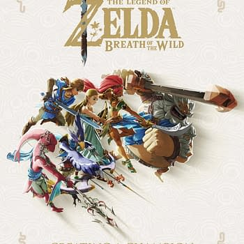 Dark Horse Promises Fresh Air with New Legend of Zelda: Breath of the Wild Hardcover