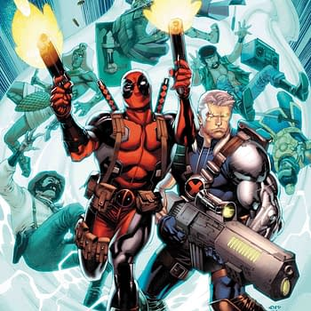 Uh Oh Cable is Missing from Augusts Marvel Solicits
