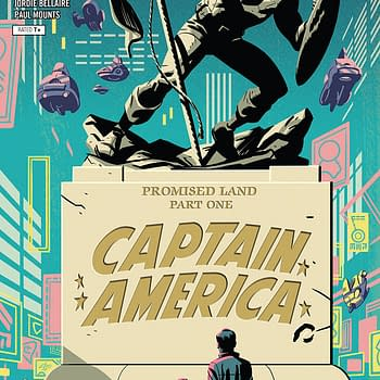 Captain America #701 Review: A Long Walk for a Small Drink of Water