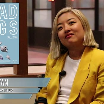 Dead Pigs and Birds of Prey with Director Cathy Yan
