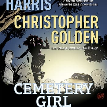 Charlaine Harris and Christopher Goldens Cemetery Girl Moves to Dynamite