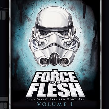May the 4th: Star Wars Tattoo Book The Force in the Flesh Celebrating with Anniversary Edition