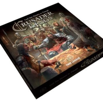 Crusader Kings Barely Launched a Kickstarter and Already Got Funded