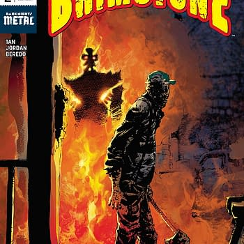 The Curse of Brimstone #2 Review: Saving the Hometown