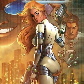 The Cyber Spectre #1 Review: Unrealized Sci-Fi Potential