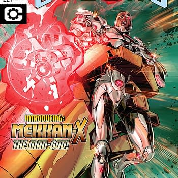 Cyborg #22 Review: DCs Cypher Hero