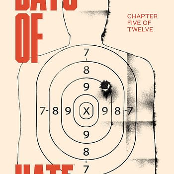 Days of Hate #5 Review: A Story in Three Concurrent Parts