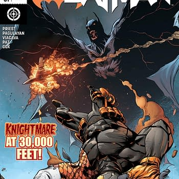 Deathstroke #31 Review: Bringing Down the Batman