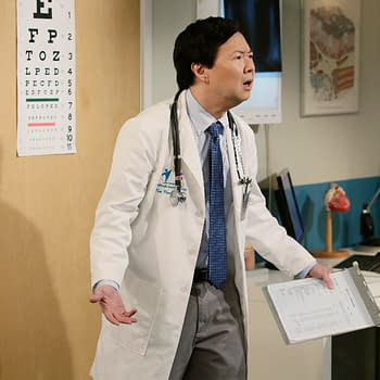 Ken Jeong Stops Stand-Up Set to Help Woman Having Seizure
