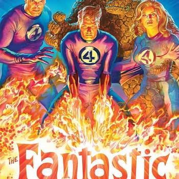 Marvels Fantastic Four Relaunch by the Numbers