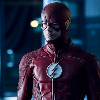 Flash Season 4: 13 New Images from the Episode Think Fast
