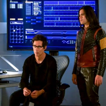 The Flash Season 7 Will Be Final Runs For Tom Cavanagh, Carlos Valdes