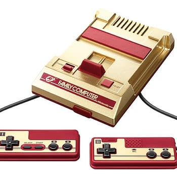 Nintendo Will Release a Special Gold Famicom Classic Edition