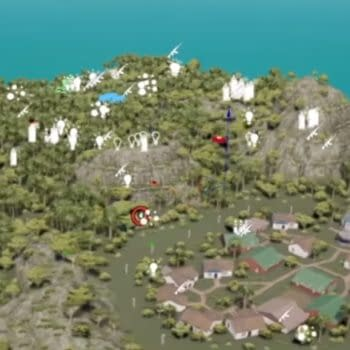 Someone Recreated the Island From Lost in Far Cry 5