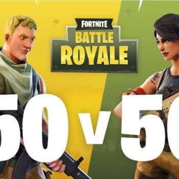 Epic Games Considering Keeping a Large Squad Mode for Fortnite like 50 v 50