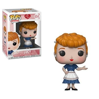 I Love Lucy Funko Pops Coming this Summer