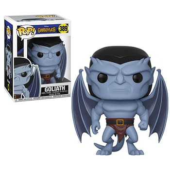 Gargoyles Funko Pops Hit Stores in July