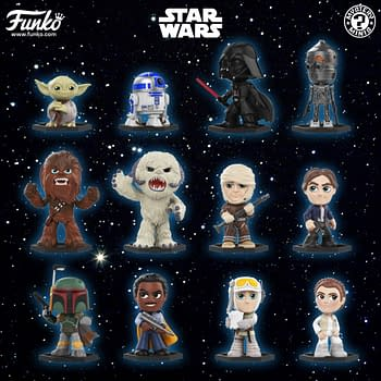 Star Wars Empire Strikes Back Mystery Minis Coming from Funko