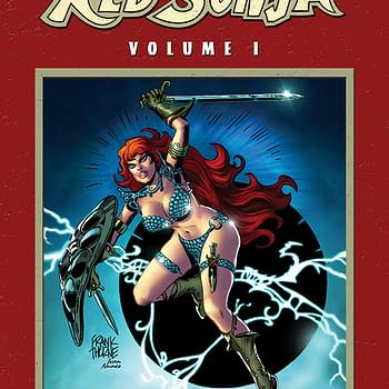Dynamite Collects Red Sonja Stories from The Savage Sword of Conan