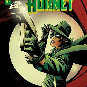 Writers Commentary: Amy Chu Talks Green Hornet #3