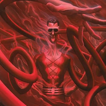 Is This an Alex Ross Variant Cover for an Upcoming Issue of Plastic Man
