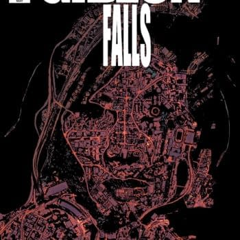 Gideon Falls #3 cover by Andrea Sorrentino