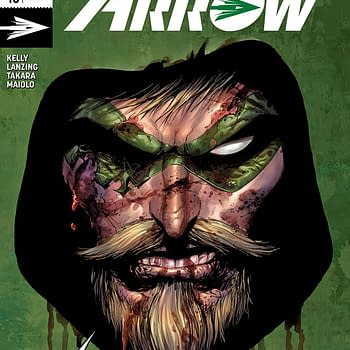 Green Arrow #40 Review: The Justice League of Vakhar