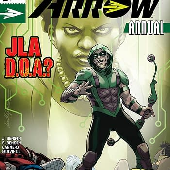 Green Arrow Annual #2 Review: A High-Flying and Charming One-Off Story