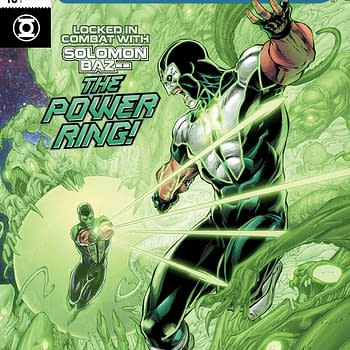 Green Lanterns #46 Review: Just the Issue this Comic Needed