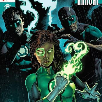 Green Lanterns Annual #1 Review: Rings Dont Help with Public Speaking