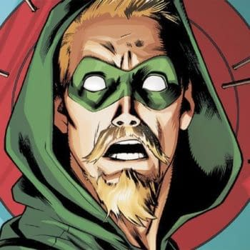 Stephen Amell Says the Green Arrow Goatee is Coming