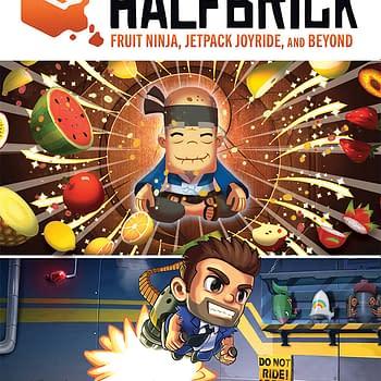 Fruit Ninja Jetpack Joyride and More in The Art of Halfbrick