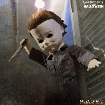 Halloween Baddie Michael Myers Joins the Living Dead Dolls Line