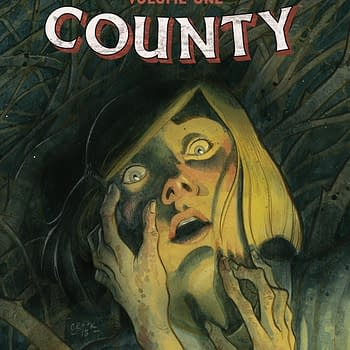 Cullen Bunn and Tyler Crooks Harrow County Gets a Library Edition This Fall