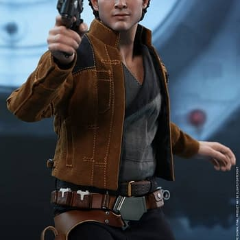 Han Solo Hot Toys Release Revealed To Celebrate Solo Opening